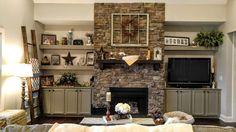 The Meadowlark House Plan - Great Room