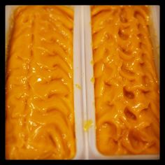 Carrot and Orange Essential Oil Solid Shampoo Soap with Seabuckthorn Oil and Bentonite Clay Carrot Soap, Solid Shampoo, Bentonite Clay, Orange Essential Oil, Prevent Hair Loss, Diy Hair Accessories, Bath Products, Cold Process Soap, Naturally Beautiful
