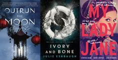 WIN ivory and bone + 2 other awesome books!
