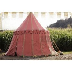 Antique Circus Sideshow Tent Photography