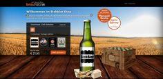 Gestalte ein eigenes Bieretikett als Geschenk *Werbung