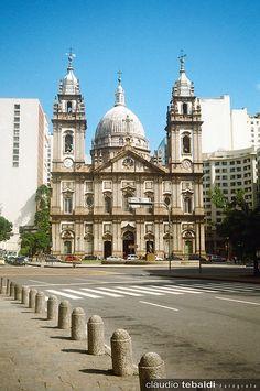 Igreja da Candelária by Claudio Tebaldi, via Flickr