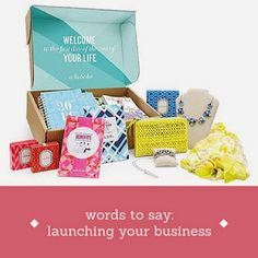 tips for stylists: words to say launching your business with stella & dot // a stylist's scribbles