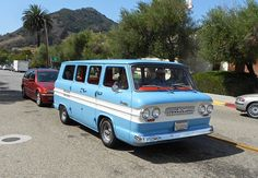 Chevrolet Brierwood window van