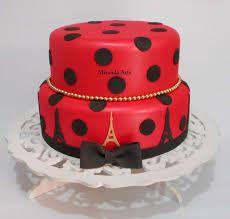 Resultado de imagen para bolo ladybug