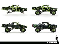 BJ Baldwin Build A Go Kart, Old Dodge Trucks, Rc Buggy, Off Road Buggy, Trophy Truck, Yamaha Motorcycles, Monster Energy, Rally Car, Rc Cars