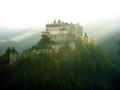 Spectacular Places: Werfen Castle, Austria