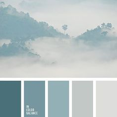 Free collection of color palettes ideas for all the occasions: decorate your house, flat, bedroom, kitchen, living room and even wedding with our color ideas. Color Schemes Colour Palettes, Blue Colour Palette, Living Room Color Schemes, Pastel Color Palettes, Color Schemes With Gray, Gray Color, Pastel Palette, Pastel Colors, Pastel Shades