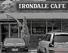 Irondale Cafe ...the Original Whistle Stop. mmmmmm you've never had FRIED GREEN TOMATOES until you've had the originals here!