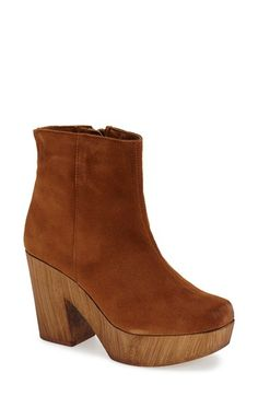 Topshop 'Hitch' Platform Chelsea Boot (Women) available at #Nordstrom