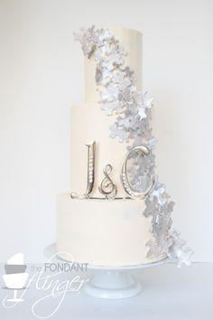 Puzzle Wedding Cake..absolutely beautiful!