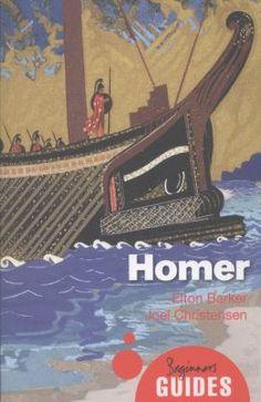 Homer: A Beginner's Guide by Elton Te Baker -- New books September 2013 -- For more information click here: http://gilfind.ega.edu/vufind/Record/85641