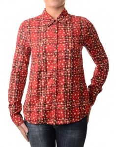 Tommy Hilfiger Red Bonita Star Shirt Save up to 50% Off at Accent Clothing using Discount and Voucher Codes.
