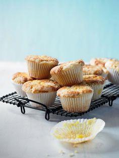 Rachel Allen's lemon crumble cupcakes