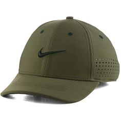 Nike Vapor Flex Cap ($34) ❤ liked on Polyvore featuring accessories, hats, nike hat, nike, cap hats and nike cap