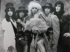 "Finland's Hanoi Rocks imploded after their drummer Razzle was killed in an infamous 1984 car crash with Vince Neil driving.   Their sound, and look, is considered to be the template for many bands that followed.  ""What if"" is a common sentiment in Hanoi Rocks histories."