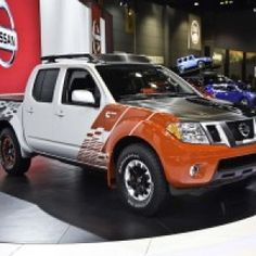 2017 nissan frontier usa