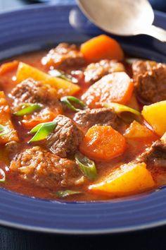Make Ahead Slow Cooker Beef Stew