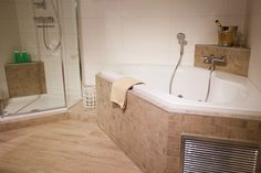 Badkamer Met Kiezelvloer : Badkamer betegelen hoogte modern badkamer schilderen tips