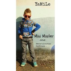 Ebook - Mini Missy/ Mister