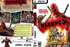 Deadpool Genre : Action | DVD : 2 DVD | Price : Rp. 10000,-  Minimum System Requirements: CPU: Intel Core 2 Duo E8200 @ 2.66 GHz or AMD Phenom X3 8750 CPU Speed: Info RAM: 2 GB OS: Windows 8, Windows 7, Windows Vista, Windows XP Video Card: GeForce 8800 GT series with 512 MB RAM or ATI Radeon HD4850 with 512MB RAM Sound Card: Yes Free Disk Space: 7 GB