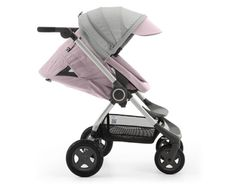 In love with this gorgeous stokke scoot stroller | baby shower gift guide