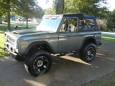 Ford : Bronco 2 door Ford Bronco 1974  FULLY RESTORED