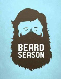 beard season: how I love thee