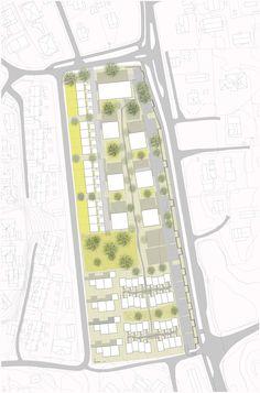 Bebyggelsesplan og regulering p? EidsvoldFjord Arkitekter
