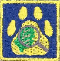 Cub Scouts/The Nature knowledge merit badge; Partiotuote, Luonnontuntemus-jälki , Sudenpentujen Luonnontuntemus-jälki