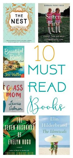 The Best Beach Reads for 2018: Click here for a list of 10 must read books