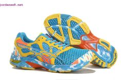 2a3eedddff off Shop Asics Gel Noosa TRI 7 Mens Turquoise Blue Yellow Blue White again  By Western Union