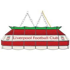 Trademark English Premier League EPL4000 Handmade Tiffany Pool Table Light - EPL4000-