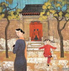 Hu Yongkai (male, 胡永凯; b1945, Beijing)