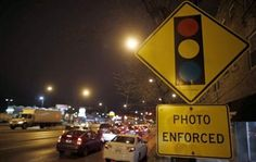 Seeing red: Traffic cameras hot topic in Chicago mayoral race - http://conservativeread.com/seeing-red-traffic-cameras-hot-topic-in-chicago-mayoral-race/