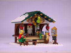Billedresultat for lego cuckoo clock