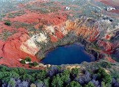 Cava di Bauxite - Otranto