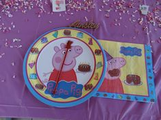 Ainsley's Peppa Party! – The Ashmores Blog