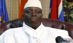 Gambia's President Says He Will Step Down