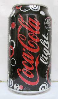 LATAS Y BOTELLAS COLECCIÓN: LATA COCA COLA LIGHT 2006 ARGENTINA