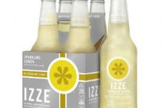 IZZE SPARKLING LEMON from Whole Foods Market. Take a little break from studying with these refreshing drinks for you and your friends:) Made with all natural flavors! Made with 70% juice, sparkling water, and other natural flavors. This is an exclusive limited-edition flavor so hurry in for this limited time offer! #greendorm