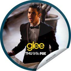 ORIGINALS BY ITALIA's Glee: Girls (And Boys) on Film Sticker | GetGlue
