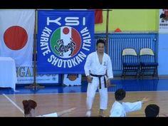 Takashi Yamaguchi Kata & Bunkai Tekki Sandan