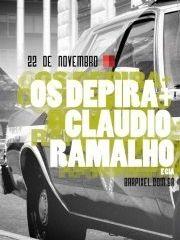 Dia 22/11/2012 (quinta) às 22:00 hs haverá um encontro histórico: as bandas Claudio Ramalho e Cia + Os Depira fazendo um grande show na Pixel desfilando os seus grandes clássicos autorais brindando a platéia com a boa música de Joinville