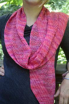 Fiona pattern by Micah Shearer | malabrigo Sock in Light of Love