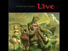 Live - Throwing Copper - Shit Towne