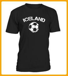 Iceland Football T Shirt Soccer Fan - Fan shirts (*Partner-Link)