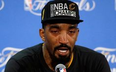 Like the rest of his teammates, Cleveland Cavaliers guard J.R. Smith was overcome with emotion after his team's historic championship win. But for Smith, who has been through a series of challenges…