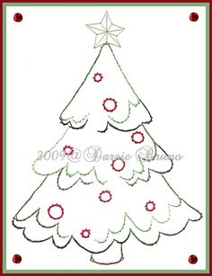 Free Christmas Paper Embroidery Patterns | Embroidery Toilet Paper Free Patterns