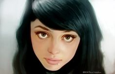 Amazing Illustrations by David Hakobian | Cruzine